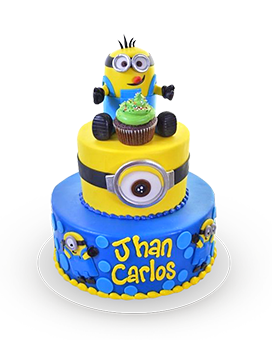 Minion Madness Tiered Birthday AED 67999 Shop Now